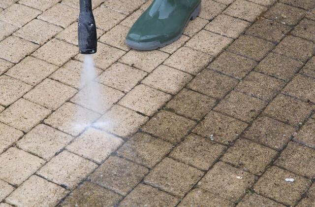wilmington patio cleaning