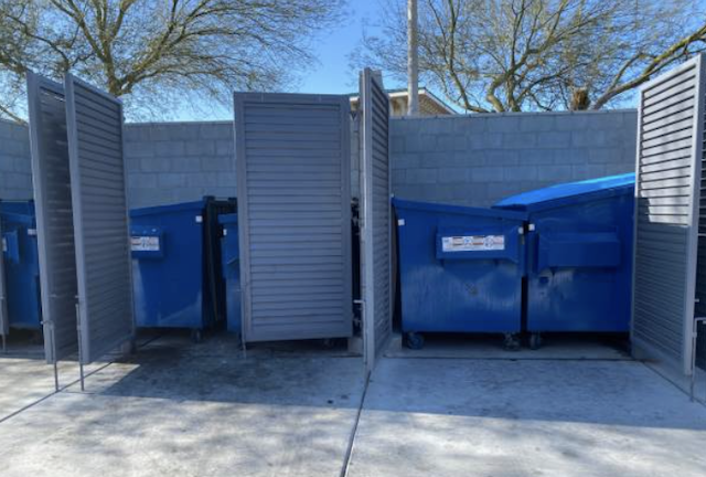dumpster cleaning in wilmington
