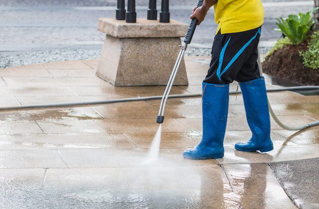 commercial cleaning wilmington
