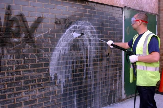 graffiti removal in wilmington